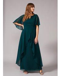 Studio 8 Ruby Maxi Dress - Green