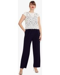 Phase Eight - Jessica Lace Jumpsuit - Lyst