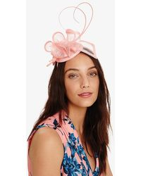 Phase Eight - Salma Mini Pillbox Fascinator - Lyst
