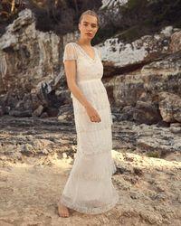 Phase Eight - Nyelle Layered Bridal Dress - Lyst