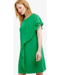 Phase Eight - Morganna Frill Dress - Lyst