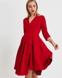 Phase Eight - Tania Coat Dress - Lyst