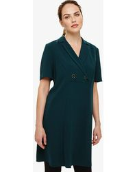 Phase Eight - Annalesha Double Breasted Swing Dress - Lyst