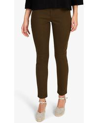 Phase Eight - Victoria Seamed Jeans - Lyst