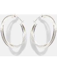 Phase Eight - Heidi Hoop Earrings - Lyst