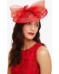 Phase Eight - Oriana Bow Disc Fascinator - Lyst