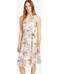 Phase Eight - Prudence Embroidered Dress - Lyst