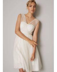 Phase Eight Mae Wedding Dress - Multicolour
