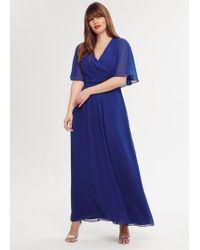 Studio 8 Opal Maxi Bridesmaid Dress - Blue