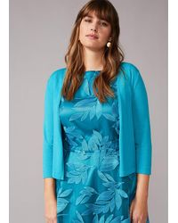 Studio 8 Cara Knit Cover Up - Blue