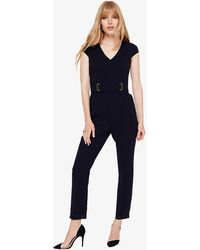 d0c9f0e2c56 Phase Eight - Amelia City Suit Jumpsuit - Lyst