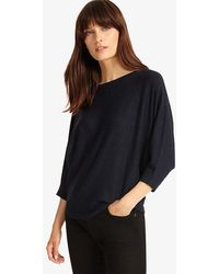 Phase Eight - Cristine Batwing Knitted Jumper - Lyst