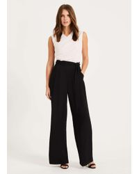 Phase Eight - Ros Contrast Jumpsuit - Lyst