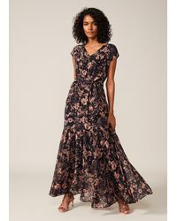 Phase Eight Verena Dress - Multicolour