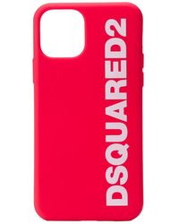 DSquared² Logo Iphone 11 Pro Case - Red