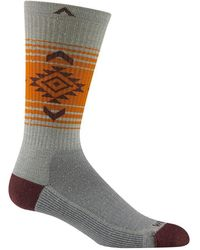 Wigwam Jewels Route Nxt Crew Socks - Gray
