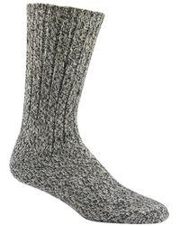 Wigwam El-pine Crew Socks - Gray
