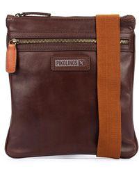 Pikolinos Shoulder Bag - Brown