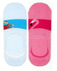 Pikolinos Socks - Pink