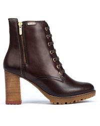 Pikolinos Bootie Connelly - Brown