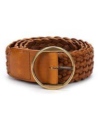 Pikolinos Belt - Brown