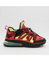 Nike Trainers - Nike Air Max 270 Bowfin Red Aj7200 003 - Lyst