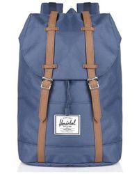 Herschel Supply Co. Mochila de lona - Azul