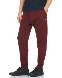 Polo Ralph Lauren Jogging regular-fit en coton - Rouge