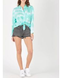Levi's High waisted jeans-shorts eat your words - Mehrfarbig