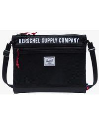 Herschel Supply Co. Clutch mit reißverschluss black - Schwarz