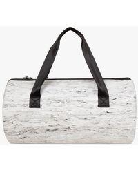 Eastpak Sac porté épaule rigide shell marble - Multicolore