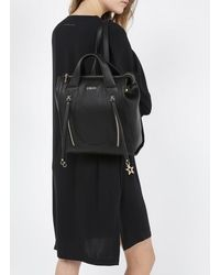 Liu Jo Zip-up Backpack Black