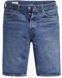 Levi's Bermudas aus stretch-jeans, regular fit - Blau