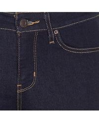 Levi's Jean 715 bootcut to the nine - Azul