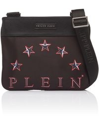 "Philipp Plein - Cross Body ""run The World"" - Lyst"