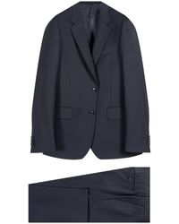 Paul Smith A Suit To Travel In Navy - Blue