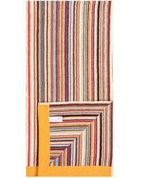 Paul Smith New Signature Stripe Towel - Multicolor