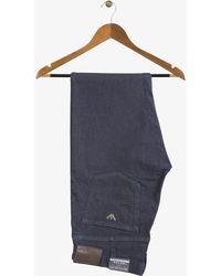 Armani Jeans - Regular Fit Dark Indigo Denim Jeans - Lyst