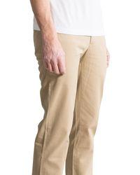 Polo Ralph Lauren Slim Fit Military Chinos Classic Khaki - Natural