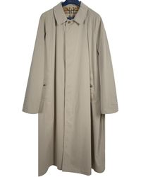 Burberry 'brighton' Trench - Natural