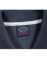 Pockets Paul & Shark '' Polo Navy - Blue