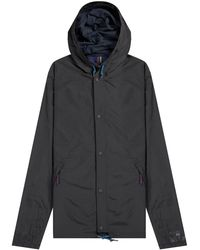 PS by Paul Smith Hooded Mac Navy - Blue