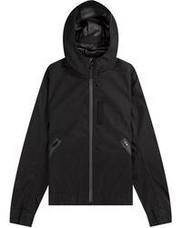 Stone Island Shadow Project 'sw 3l' Hooded Jacket Black