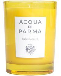 Acqua Di Parma 'buongiorno' Scented Candle 200g - Yellow