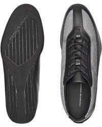 Porsche Design Racer LU Low Mesh HF Sneaker - Schwarz