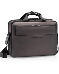 Porsche Design Roadster 4.1 XL Briefbag - Grau