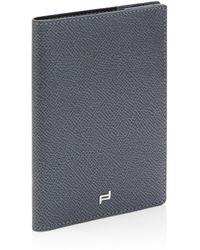 Porsche Design French Classic 4.0 Passport Holder - Grau