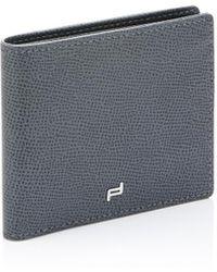 Porsche Design French Classic 4.0 Bill Fold MH5 - Grau