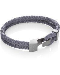 Porsche Design Hook Bracelet - Mettallic