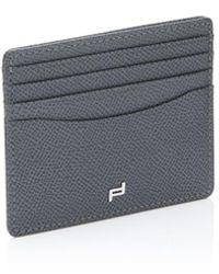 Porsche Design French Classic 4.0 Card Holder SH8 - Grau